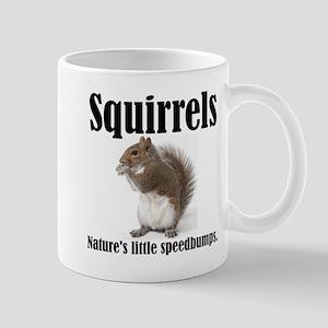 Squirrel Bumps Mug
