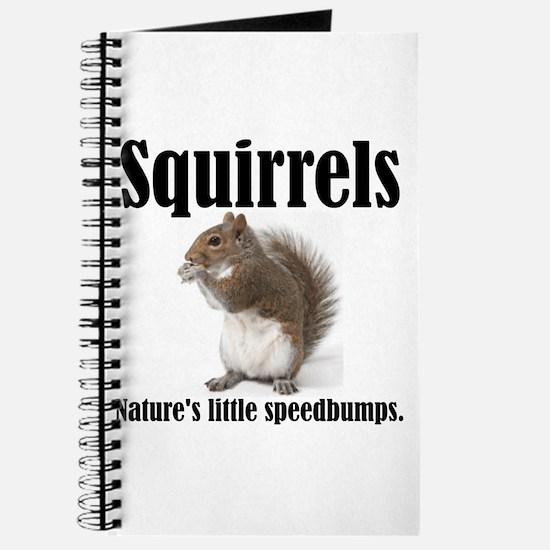 Squirrel Bumps Journal