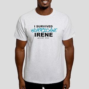 I Survived Hurricane Irene Light T-Shirt