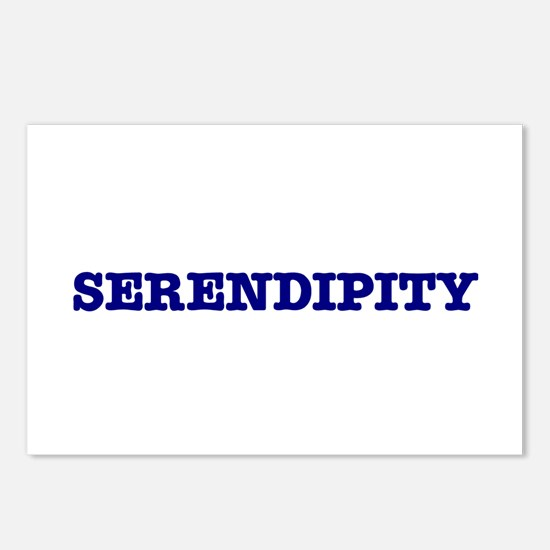 SERENDIPITY Postcards (Package of 8)
