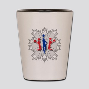 Cheer Star Shot Glass