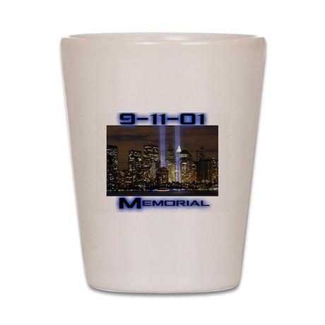 9.11.01 Shot Glass