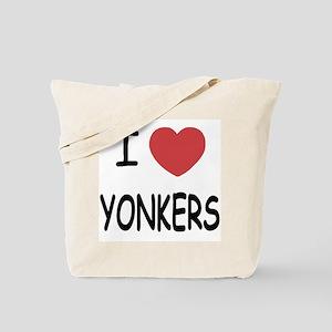 I heart yonkers Tote Bag
