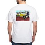 Pete DePaolo Miller photo White T-Shirt