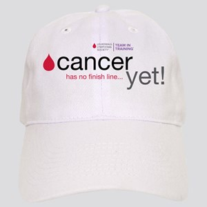 Cancer has no Finish line Cap
