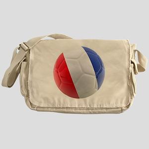 France World Cup Ball Messenger Bag