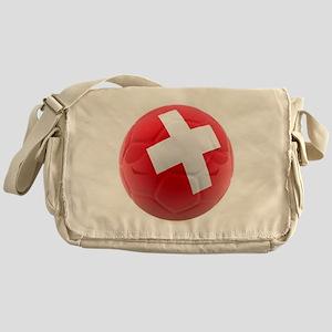 Switzerland World Cup Ball Messenger Bag