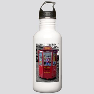 Boston Ticket Booth Stainless Water Bottle 1.0L