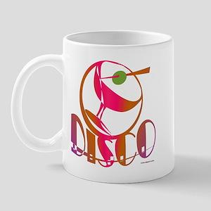 Disco Martini / Mug