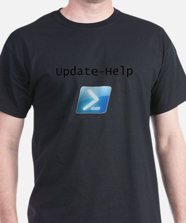 Update-Help (Light) T-Shirt