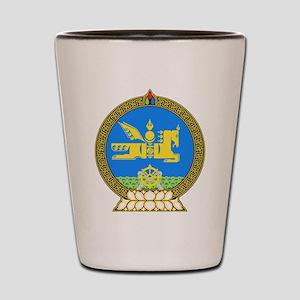 Mongolia Shot Glass