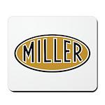 Miller Logo Mousepad
