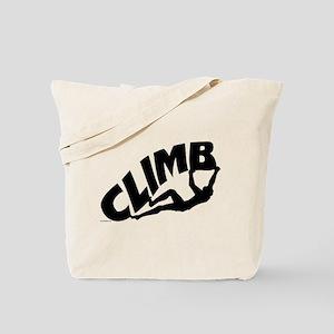 Rock Bouldering Tote Bag