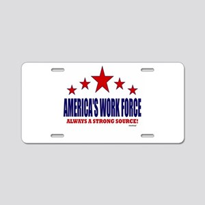 America's Work Force Always A Strong Source Alumin