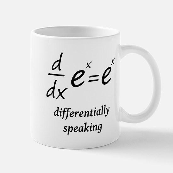 Differentially Speaking Mug