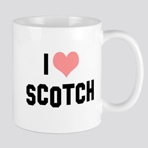 I heart Scotch Mug