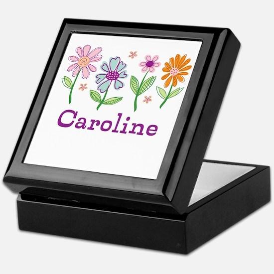 Daisy Garden Keepsake Box