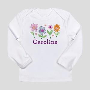 Daisy Garden Long Sleeve Infant T-Shirt