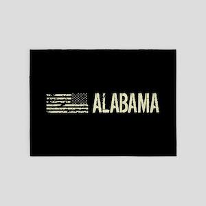 Black Flag: Alabama 5'x7'Area Rug