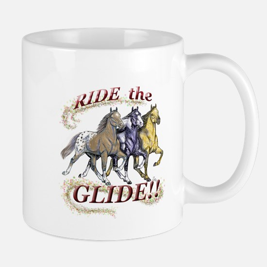 RIDE THE GLIDE! Mug