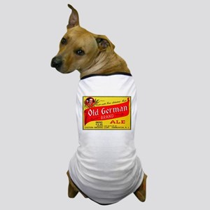 New Jersey Beer Label 4 Dog T-Shirt