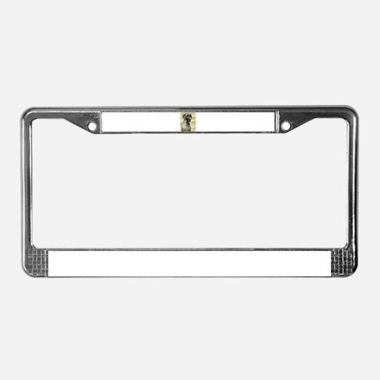Great Dane 9R016D-135_2 License Plate Frame
