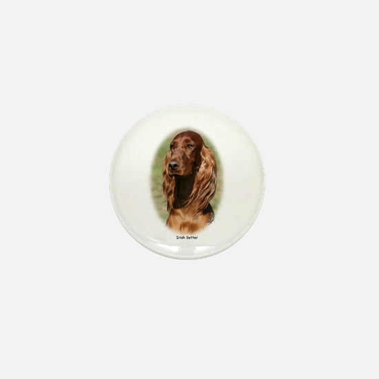 Irish Setter 9Y322D-116 Mini Button