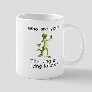 King of Tying Knots Mug