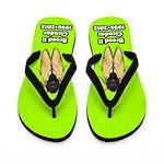 Cicada Brood II Flip Flops
