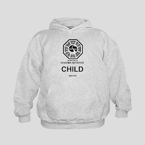 Dharma Initiative Kids Hoodie
