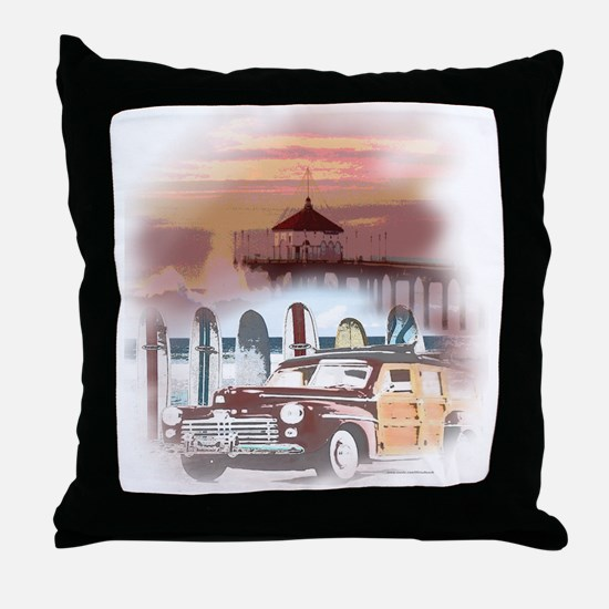 More Gifts Throw Pillow