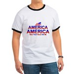 America Shed Your Grace On Me Ringer T