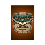 Mr. Cyclops Twobrow Rectangle Magnet