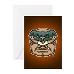 Mr. Cyclops Twobrow Greeting Cards (Pk of 20)