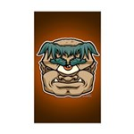 Mr. Cyclops Twobrow Sticker (Rectangle)
