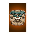 Mr. Cyclops Twobrow Sticker (Rectangle 50 pk)