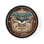 Mr. Cyclops Twobrow Wall Clock
