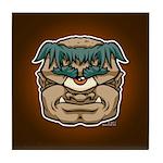 Mr. Cyclops Twobrow Tile Coaster