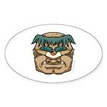 Mr. Cyclops Twobrow Sticker (Oval 50 pk)