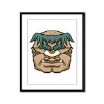 Mr. Cyclops Twobrow Framed Panel Print