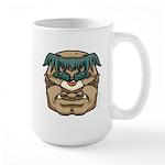 Mr. Cyclops Twobrow Large Mug
