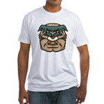 Mr. Cyclops Twobrow Fitted T-Shirt