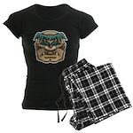 Mr. Cyclops Twobrow Women's Dark Pajamas