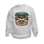 Mr. Cyclops Twobrow Kids Sweatshirt
