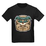 Mr. Cyclops Twobrow Kids Dark T-Shirt