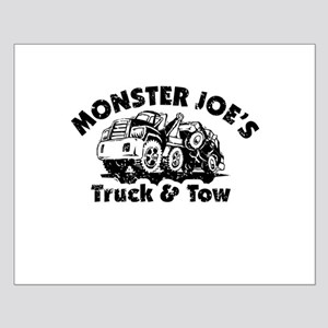 Monster Joe's Truck and Tow Small Poster