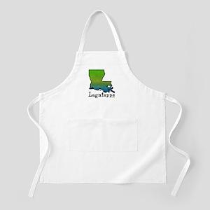 Louisiana Lagniappe BBQ Apron