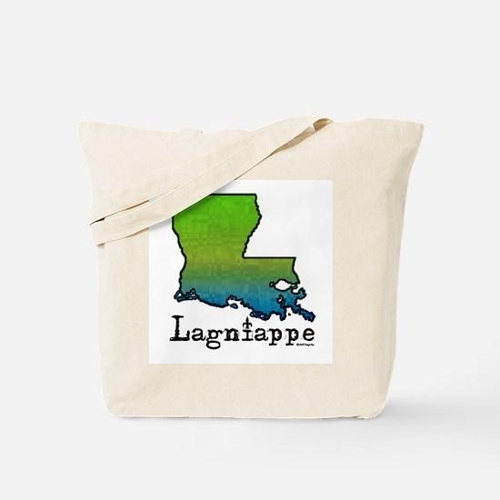 Louisiana Lagniappe Tote Bag