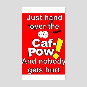 Caf Pow 02 Sticker