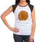 catcher's mitt Women's Cap Sleeve T-Shirt